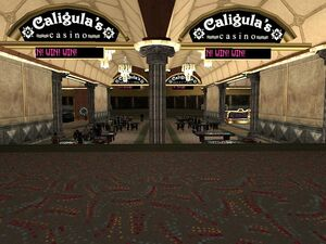 Caligula Casino