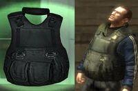 Gilet pare-balles GTA IV (bêta)