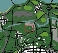 Hilltop Farm Map