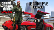 MAJ le crime paie partie 1 GTA V