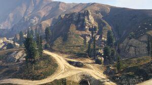 Raton Canyon-XV