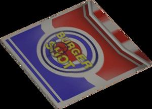 Burger Shot Bag