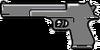 Combat Pistol (IV - HUD)