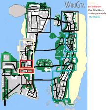 Gta vcs gang locations
