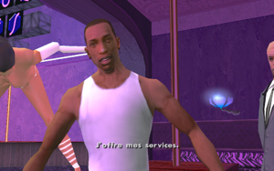 Jizzy (mission) GTA San Andreas (offre)