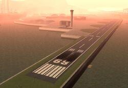 Lotnisko Easter Bay (SA)