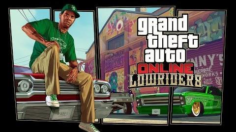 GTA Online Vidéo Lowriders