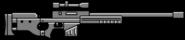 Karabin snajperski (V - HUD)
