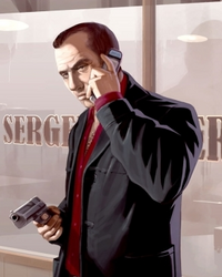 Mikhail Faustin GTA IV (artwork 2)