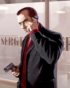 Mikhail Faustin GTA IV (artwork 2)