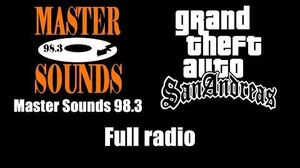 GTA San Andreas - Master Sounds 98