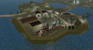 Prawn Island (GTAVC)