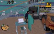 GTA III Google számítógép