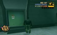GTA III new door 3