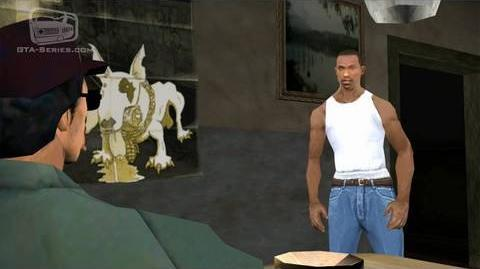 GTA San Andreas - Walkthrough - Mission -2 - Ryder (HD)