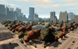 MiddlePark-GTA4-southwestwards