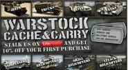 Plakat Warstock Cache&Carry (V - beta)