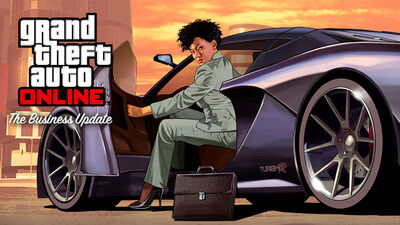 The Business Update GTA Online