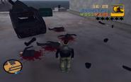 GTA III dead Forellis