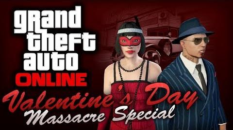 GTA Online - Valentine's Day Massacre Special -All DLC Contents-