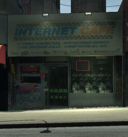 Internet Cafe (IV)