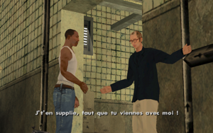 The Meat Business GTA San Andreas (soutien)