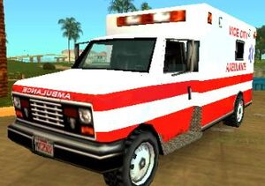AmbulanceVCS