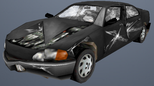 FBI Kuruma damaged, III