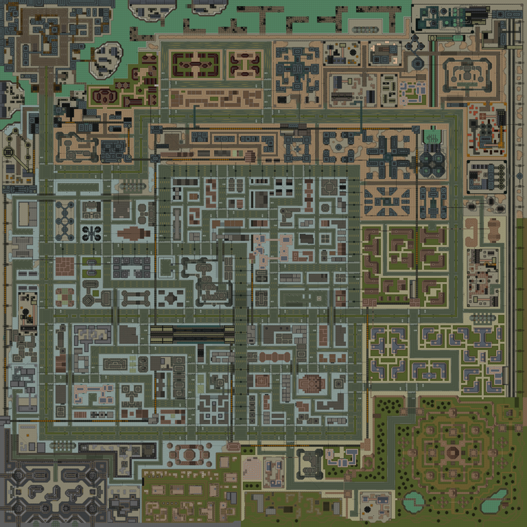 Industrial (Anywhere City - mapa - 2)