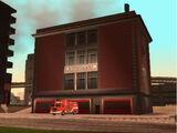 Remiza strażacka w Portland