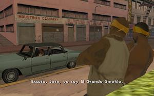 Running Dog GTA San Andreas (rencontre)