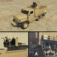 Autochenille Warstock Cache and Carry GTA Online