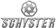 Schyster badge