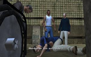 The Meat Business GTA San Andreas (stupéfaction)