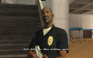 End of the Line GTA San Andreas (surprise)