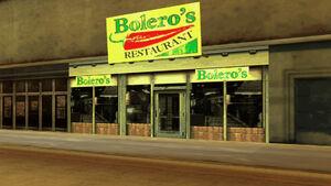 Bolero's Restaurant (VCS)