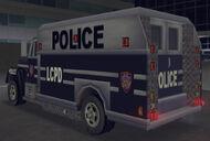 Enforcer GTA3 rear