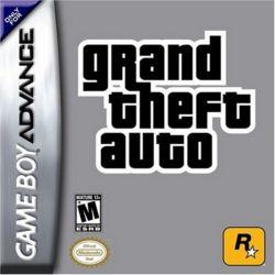 GTA Advance cover