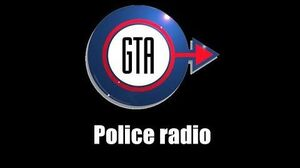 GTA London (1961 & 1969) - Police radio