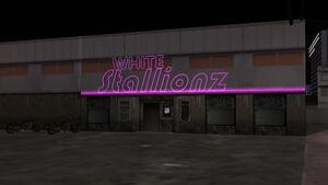 White Stallionz Bar (VCS)