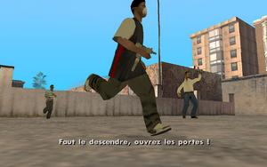 Yay Ka-Boom-Boom GTA San Andreas (défense)