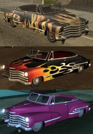 Broadway (modifications) GTA San Andreas