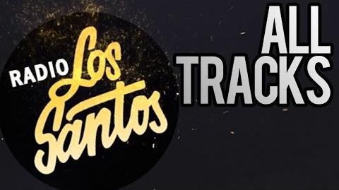 GTA V - Radio Los Santos - All tracks