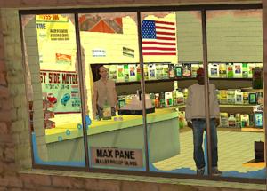 Max Pane GTA San Andreas