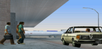 Tommy Vercetti Airport