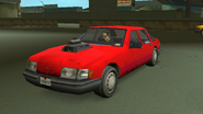 Bickle'76 GTA LCS sans signe Taxi