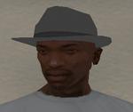 Didier Sachs (SA - Jasny kapelusz)