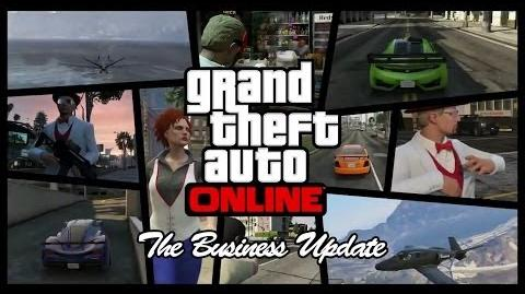 GTA Online - The Business Update -All DLC Contents-