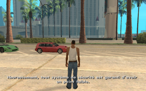 Key to Her Heart GTA San Andreas (objectif)