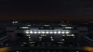 Los Santos International Airport-II